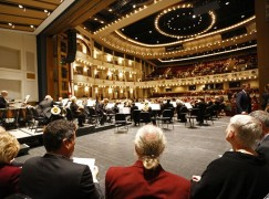 Insurer is sued for donations to orchestra