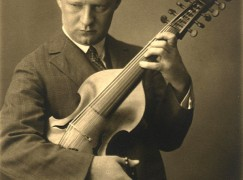 A composer responds to news of a royal death