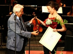 Claims of jury rigging at international violin competition