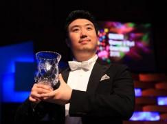 Korean bass wins BBC song prize