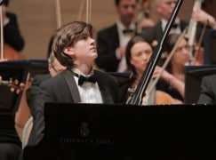 Who's fancied to win the Tchaikovsky Competition