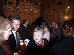 Death of an important Russian piano teacher