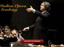 Riccardo Muti invites you to rehearsal
