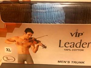 violinist trunks