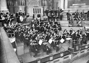 The Yorkshire Symphony Orchestra disbanded in 1955.