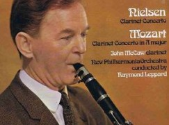 Death of a principled clarinettist