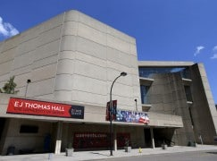US university shuts concert hall to save cash