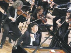 Tchaikovsky piano winner cancels first date