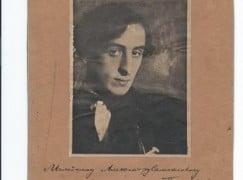 'The first Horowitz recital….'