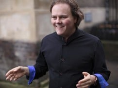 Young Brit steps in at Tanglewood for visa-hit Ollie