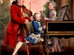 'Mrs Bach' author now claims Mozart's sister wrote his music