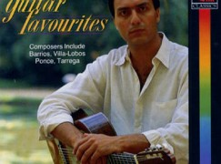 Big banker shows pluck for classical guitar