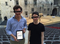 Breakthrough: These opera glasses deliver subtitles