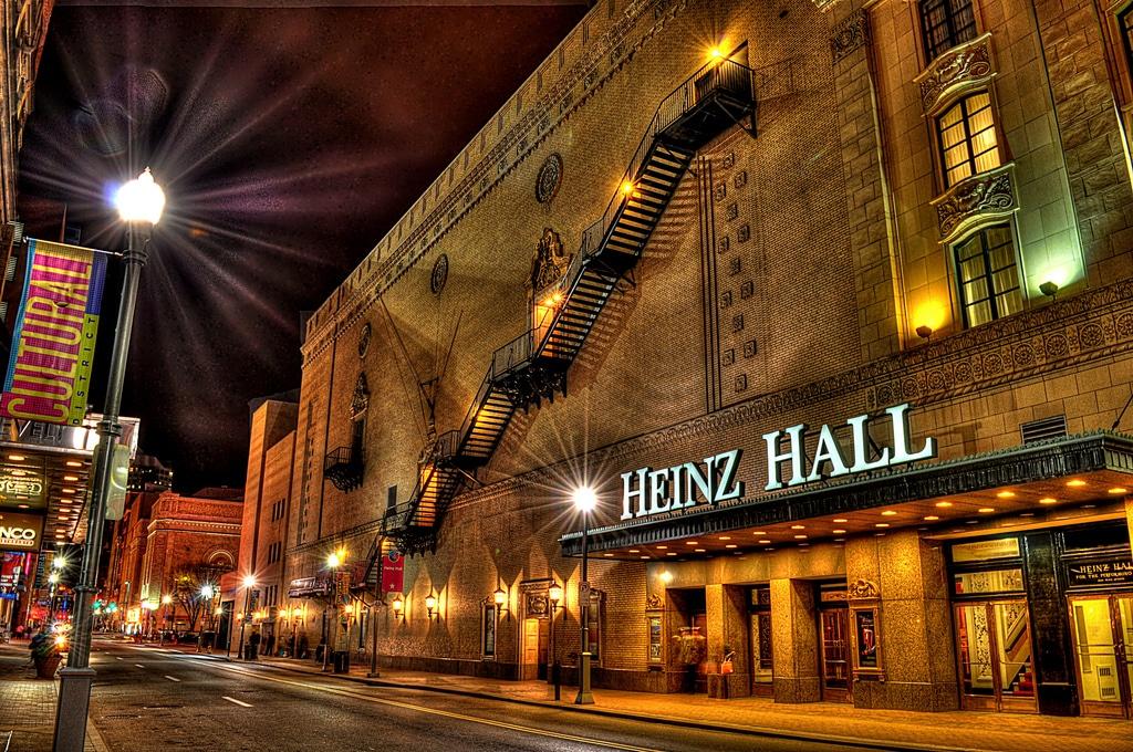 Heinz Hall Tickets