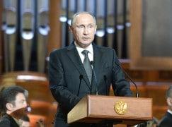 Why I'm backing Putin on Eurovision