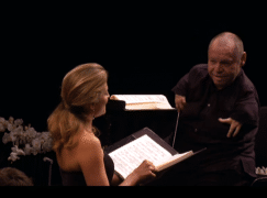 Thomas Quasthoff: I never wanted to conduct