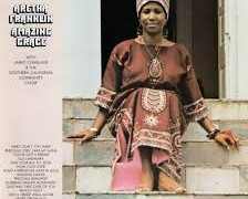 Found: Aretha's 1972 Amazing Grace (with Mick Jagger as walk-on)