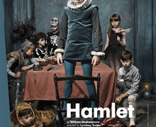 Press fail (1): Unofficial review of Cumberbatch as Hamlet