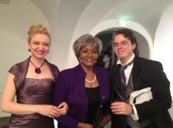 Grace Bumbry is back singing in Salzburg