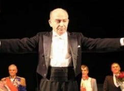 Death of a Russian conductor