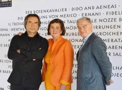 Riccardo Muti: The conductor should be responsible for the action on stage