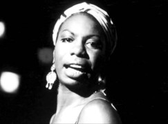 Did Curtis reject Nina Simone over race?