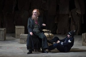 peachum as fagin