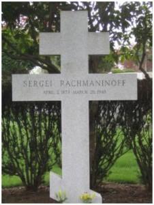 rachmaninov grave