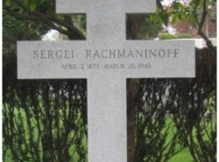 Russian minister demands the return of Rachmaninov's remains