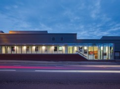 Arts buildings architect goes bust