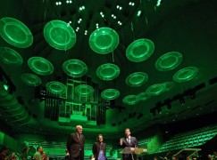Opera house gets green star for saving power