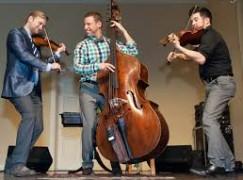 Star string trio replaces violinist