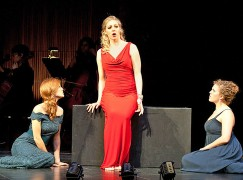 An American soprano wins Germany's top competition