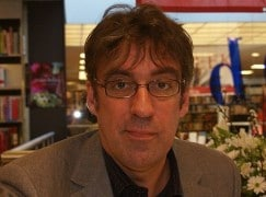Stranger than fiction: Novelist commits suicide on eve of book launch