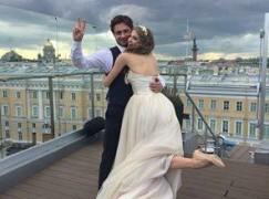 Match of the day: Music director marries jailbird's ex