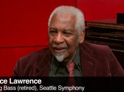 Seattle Symphony's first black player auditioned down the phone