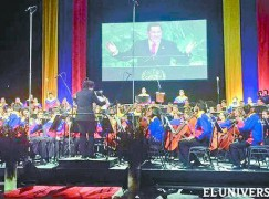 El Sistema 'is forcing musicians' to vote for ruling party