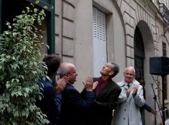 Which composer has the true sound of Paris?