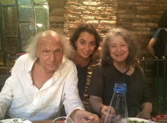 Ivry Gitlis, 95, is still wowing them on TV