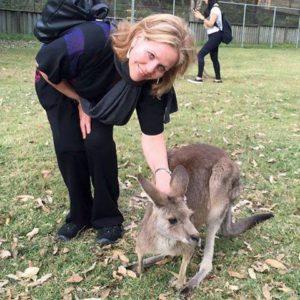 renee fleming kangaroo