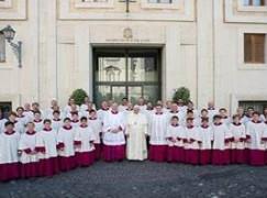Sistine Chapel's US tour is off