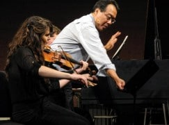 Double tragedy: Promising violinist is killed with sister in Florida road smash