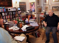 andre previn at home