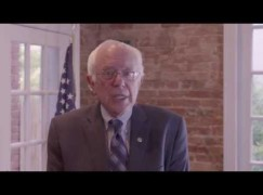 Bernie Sanders: I will be President for the arts