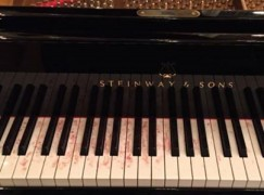Blood on the keyboard after LSO Bartok concert