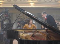 UK pianist wins major film role
