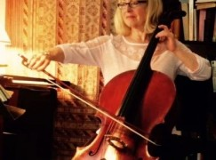 A principal cellist tells of her terror of hearing music