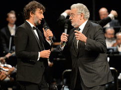 Music world splits down the middle over Placido Domingo