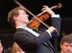 Airport nightmare: Russians seize concertmaster's violin
