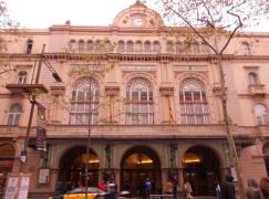 Major opera house on strike tonight